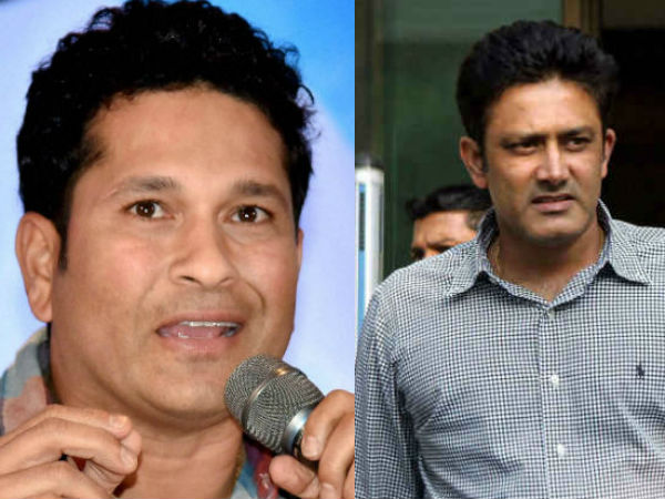 World Cup 2019 Dhoni Should Bat At No 5 Position Says Sachin Tendulkar