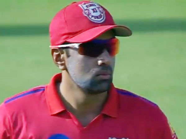 Ipl 2019 Kxip Vs Csk Ashwin Got Anger When Kl Rahul Missed The Ball To Boundary