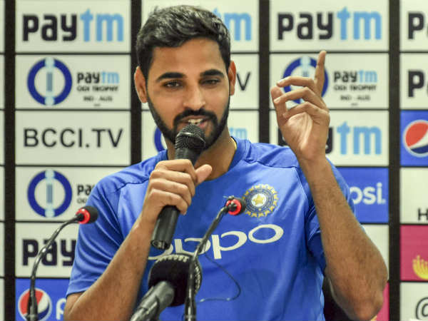 Don T Know How To Bowl Warner And Russell Says Young Indian Bowlers Bhuneshkumar