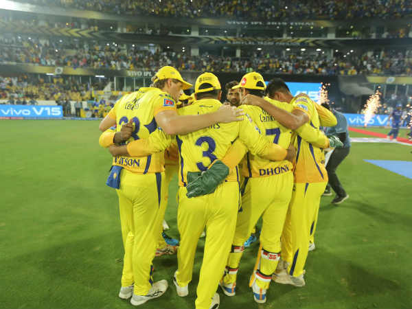 Chennai Super Kings Says Thanks To Everyone Who Are All Supported Throughout The Ipl