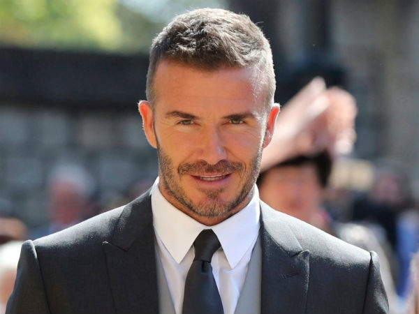 Former Footballer Beckham Has Been Banned For 6 Months For Driving