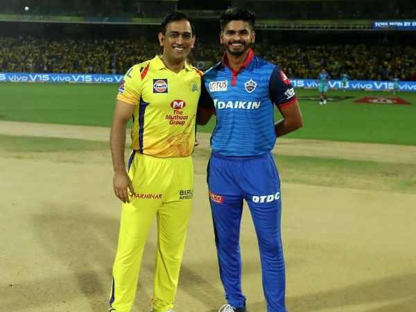Csk Replies To Delhi Capitals Through Tweet Goes Viral