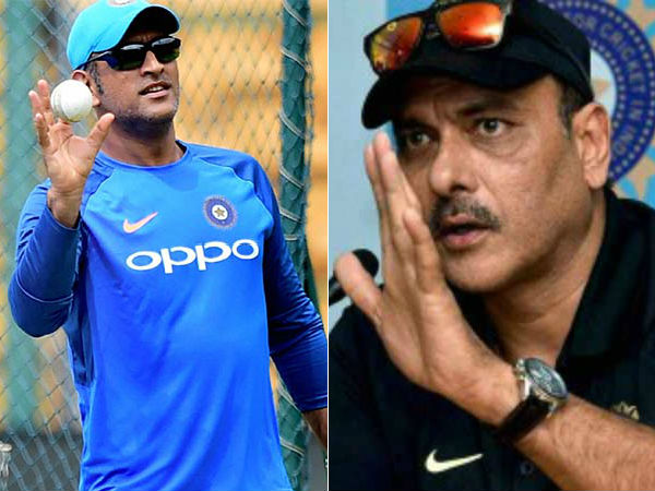 Ms Dhoni Will Be The Mass Player In This World Cup Says Ravi Shastri