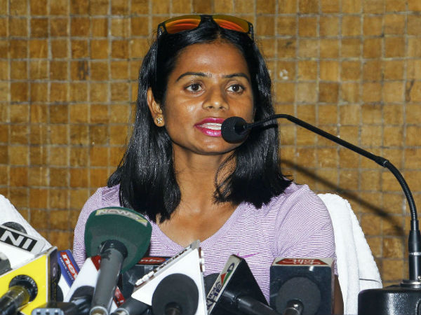 My Sister Black Mailing Me Says Ace Athletic Dutee Chand
