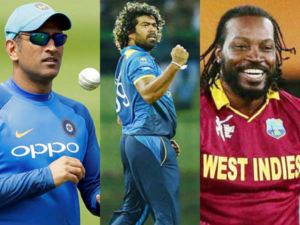 Ms Dhoni Chris Gayle And Malinga Going To Perform Well In Icc World Cup Cricket