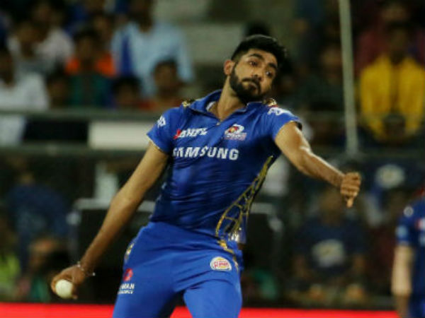 IPL 2019 MI vs CSK Qualifier 1 : Bumrah's no ball wicket as Dhoni bat flies