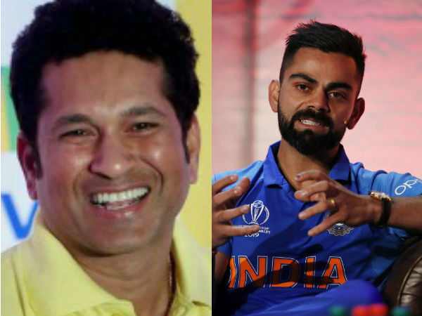 Apart From Kohli Every One Should Play Well To Win World Cup Says Sachin Tendulkar