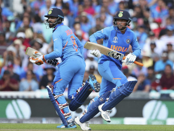 India vs Newzealand World cup 2019 warm up match Live score update
