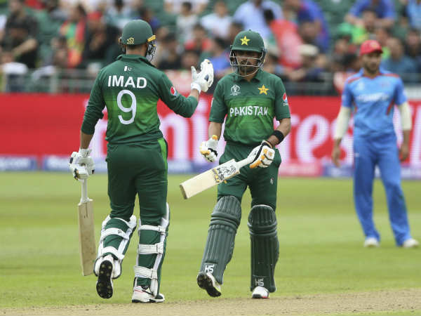 AFG vs PAK : 1st warm up match World cup 2019 match report