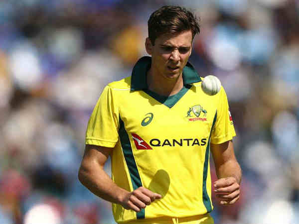 Australian Fast Bowler Jhye Richardson Ruled Out From The World Cup Due To Injury