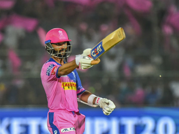 Ipl 2019 Ajinkya Rahane Return To Captaincy After Steve Smith Left