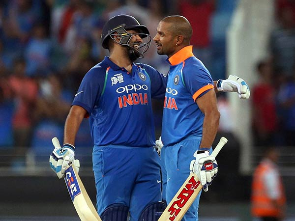 Is Rohit Sharma Is My Wife Says Shikhar Dhawan
