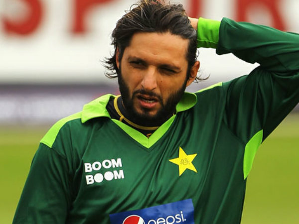 I Was 19 Not 16 On International Debut Says Former Pakistan Player Afridi