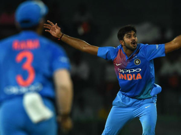 Vijay shankar remembers the experience in nidahas trophy