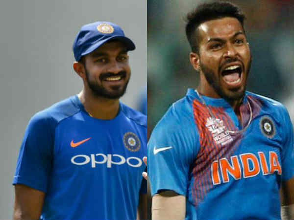 I am not compete with hardik pandya, vijay shankar explains