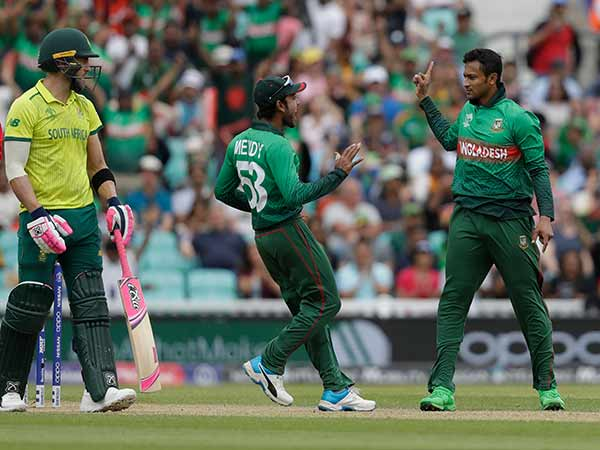 Why South Africa Defeated The Game Changing Over S Against Bangladesh