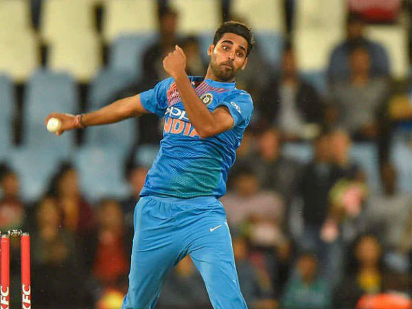 Mohammed shami may include in next match instead of injured bhuvneshwar kumar