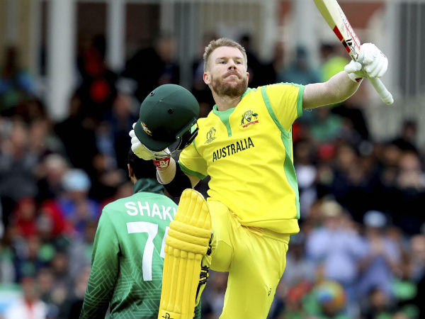 AUS vs BAN Cricket World cup 2019 : Australia vs Bangladesh match results and highlights