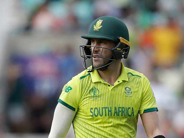 Cricket World Cup 2019 Faf Du Plessis Blames Ipl For Rabad Form Out