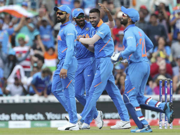 Cricket World cup 2019 : Reporters declined Indian Team press conference
