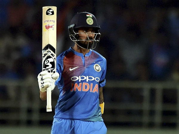 IND vs NZ Cricket World cup 2019 : KL Rahul once again returned to opening the game