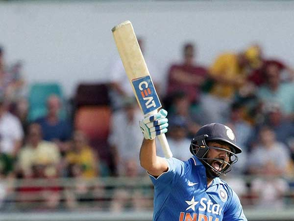 India vs Pakistan: Rohit Sharma upset after getting out
