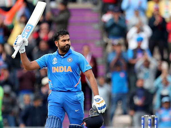 IND vs SA Cricket World cup 2019 : Rohit Sharma showed maturity in his innings