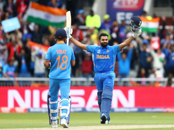 Icc World Cup 2019 Rohit Mass Plan For The Next World Cup Match