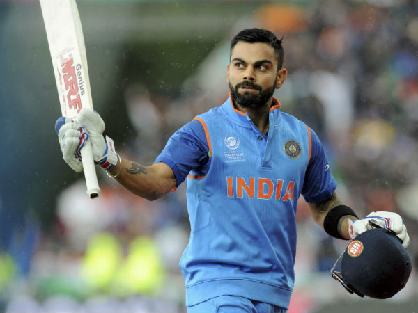 IND vs NZ Cricket World cup 2019 : Virat Kohli ahead of massive world record