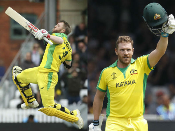 Australia openers made new world record in world cup series