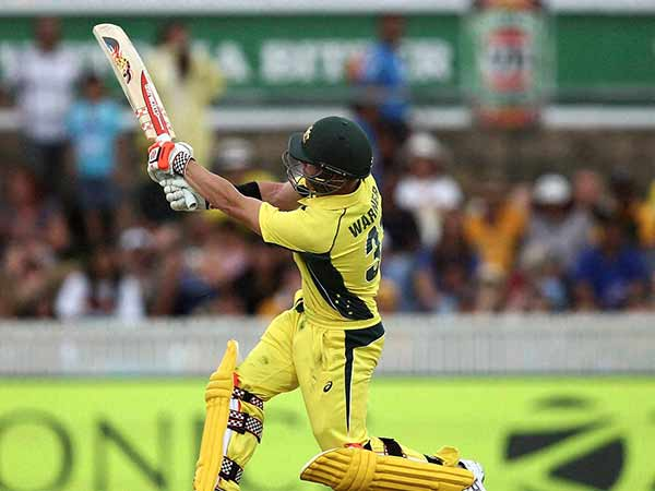 David warner is fit to play ashes series against england