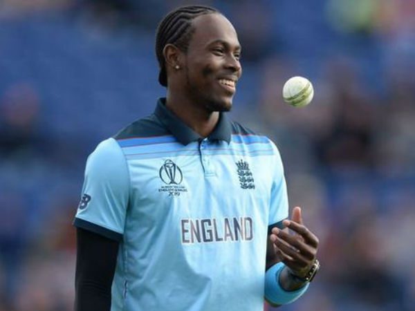 Cricket World Cup 2019 Jofra Archer Hit Alex Carey Chin With A Nasty Bouncer