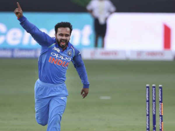 I Didn T Go Well In World Cup Says All Rounder Kedar Jadhav