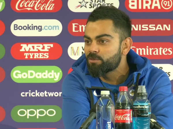 Its very crucial game against newzealand in semifinal says skipper virat kohli