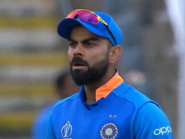 Ind Vs Ban Cricket World Cup 2019 Shami And Chahal Scolded By Virat Kohli
