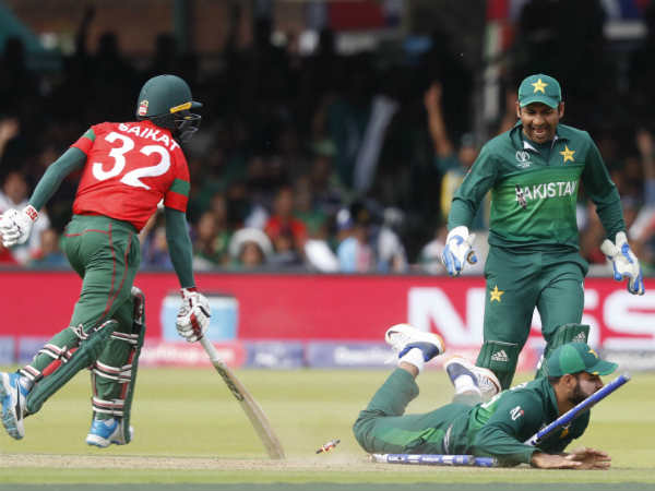 Pakistan Won By 94 Runs Against Bangladesh