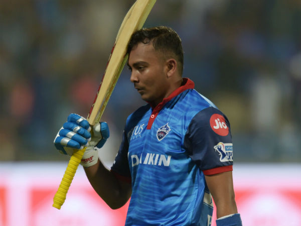 Young player prithvi shaw banned for 8 months, bcci announced