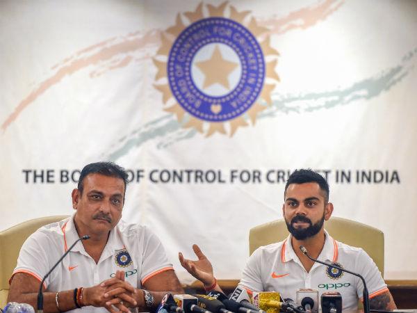 """ரசிகர்களுக்கு பிடிக்காத அவர் தான் இந்திய அணியின் பயிற்சியாளர்.. அவருக்கு தான் """"தகுதி"""" இருக்கு!"""