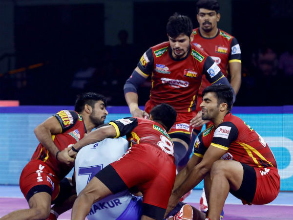 Pro Kabaddi League 2019 Bengal Warriors Vs Dabang Delhi Match Result And Highlights