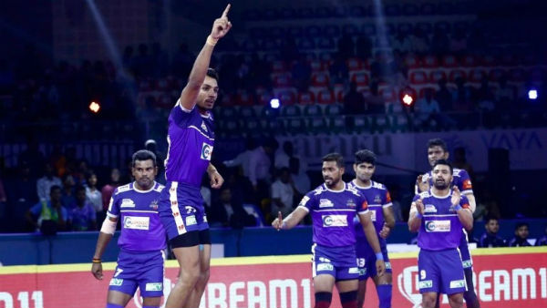 Hariyana Steelers Beat U Mumba In Pro Kabaddi League