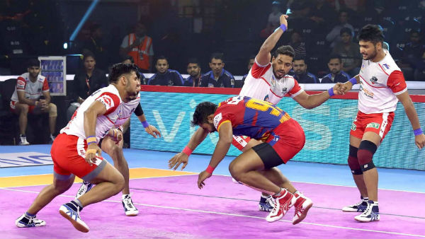 PKL 2019 : Haryana Steelers beat UP Yoddha, Guajrat Fortunegiants lost to Bengal Warriors