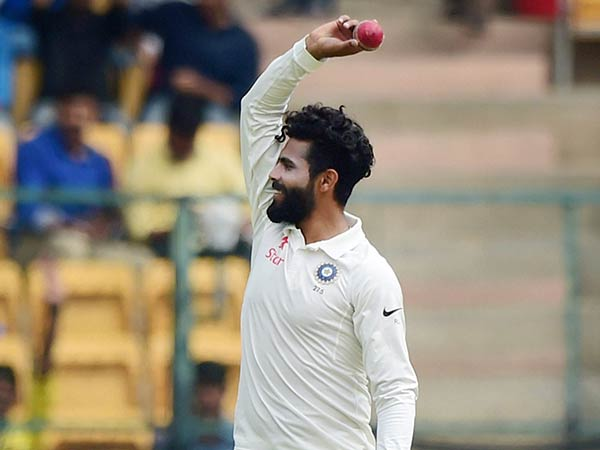 Indian cricket player ravindra jadeja selected for arjuna award, officially announced