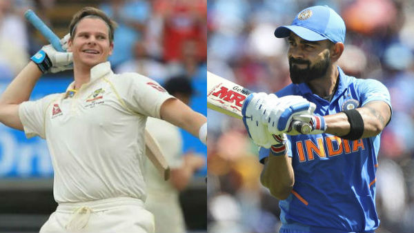 Icc releases test ranking and kohli leads in 1st place