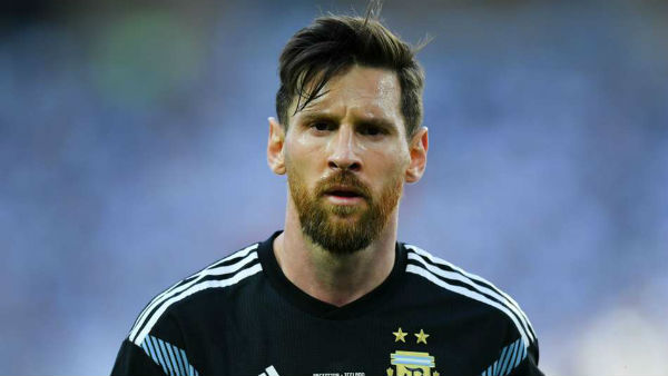 Lionel Messi Banned For 3 Months