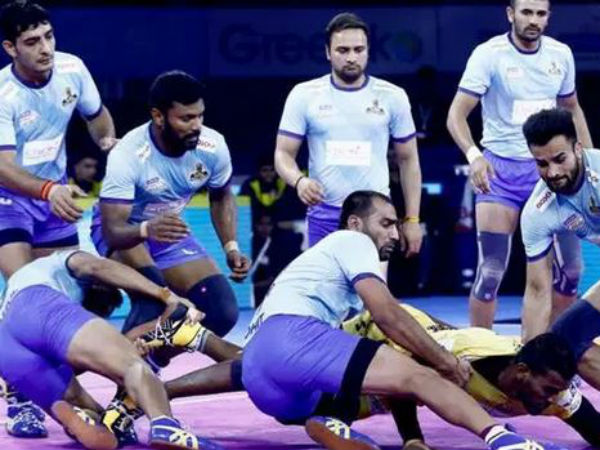 Pro Kabaddi League 2019 Tamil Thalaivas Vs Puneri Paltan Match Result