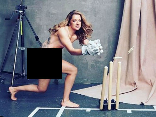 England ace cricketer sarah taylor's nude photo goes viral again