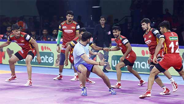 Pro Kabaddi League 2019 Tamil Thalaivas Vs Bengaluru Bulls Match Result And Highlights