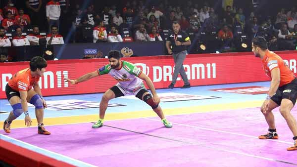 Pro Kabaddi League 2019 U Mumba Vs Patna Pirates Match Result And Highlights