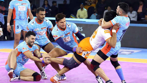 Pro Kabaddi League 2019 : Bengal warriors vs Puneri Paltan 81st match result