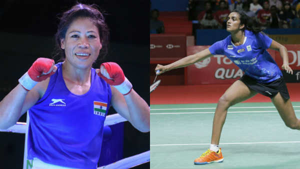 Mary Kom, PV Sindhu among recommended sports persons for Padma awards - complete list